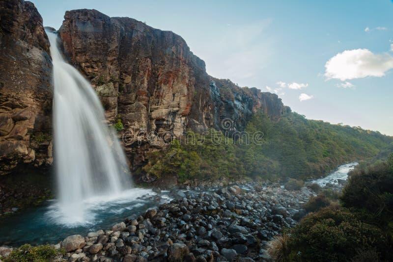 Taranakidalingen, Nieuw Zeeland stock foto