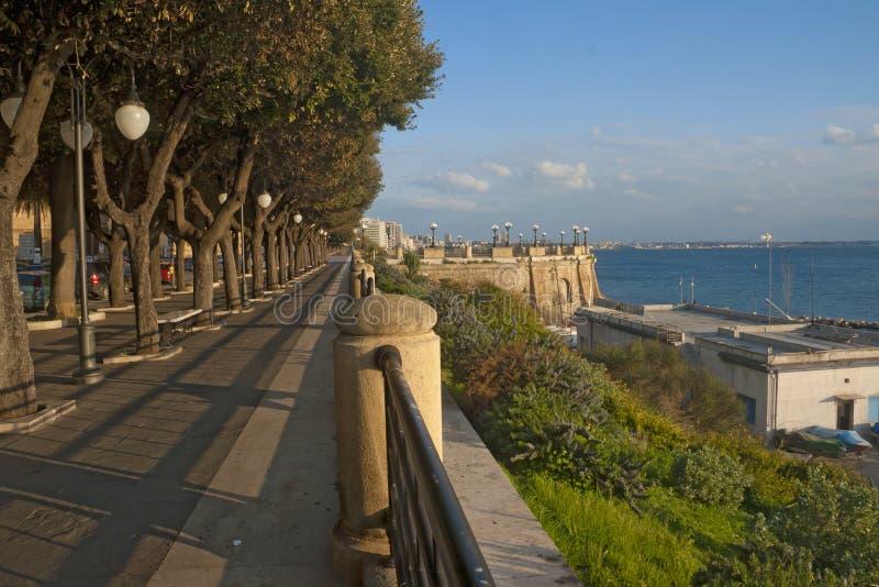 Taranto, Italia fotografía de archivo libre de regalías