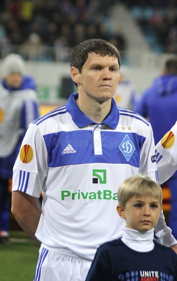Download Taras Mikhalik Of Dynamo Kyiv Editorial Stock Image - Image: 21744034