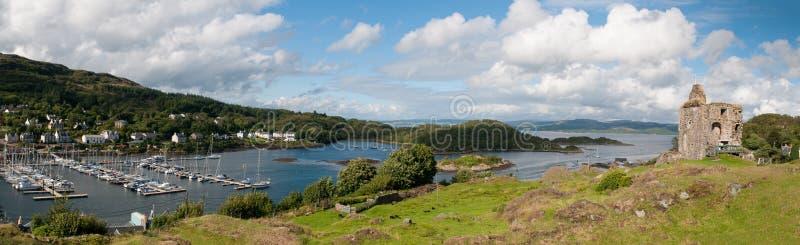 Tarbert Loch Fyne, zdjęcia stock