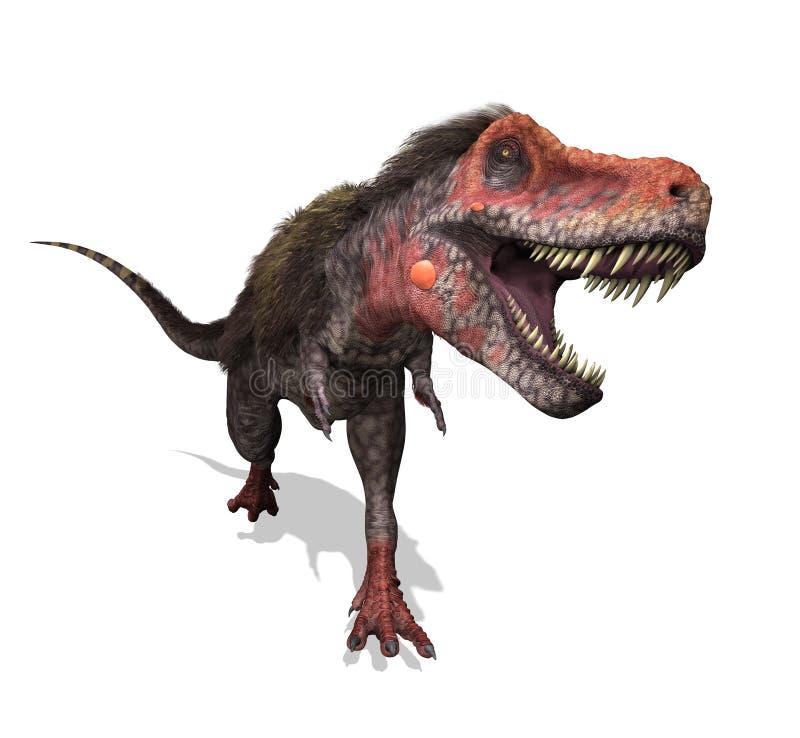Tarbosaurus Dinosaur For Coloring Book Stock Vector Illustration Of Happy History 28884221