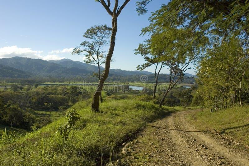 Tarcoles em Costa-Rica. fotografia de stock royalty free