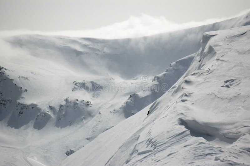 Tarcu Mountains royalty free stock photography
