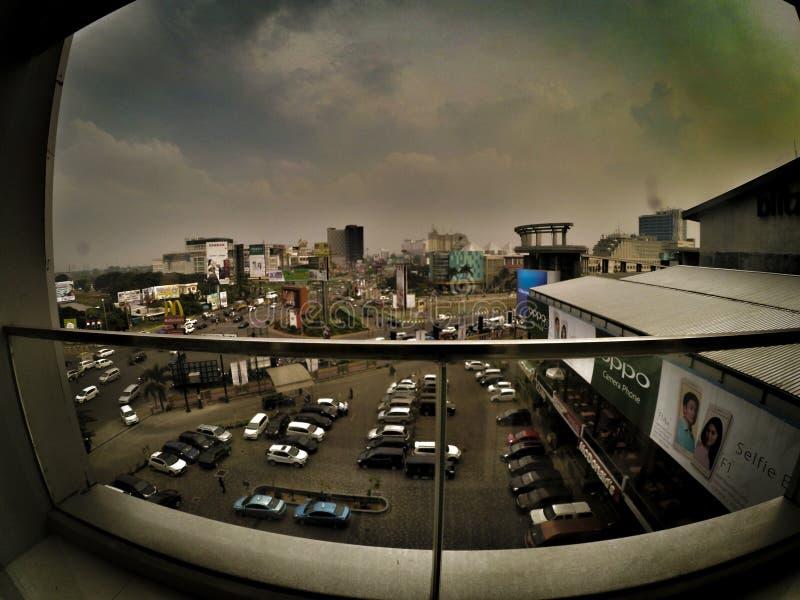 TARDE, ciudad, wonderfull, imagen de archivo libre de regalías