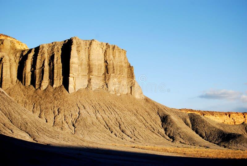 Tarde del parque nacional del filón del capitolio fotos de archivo