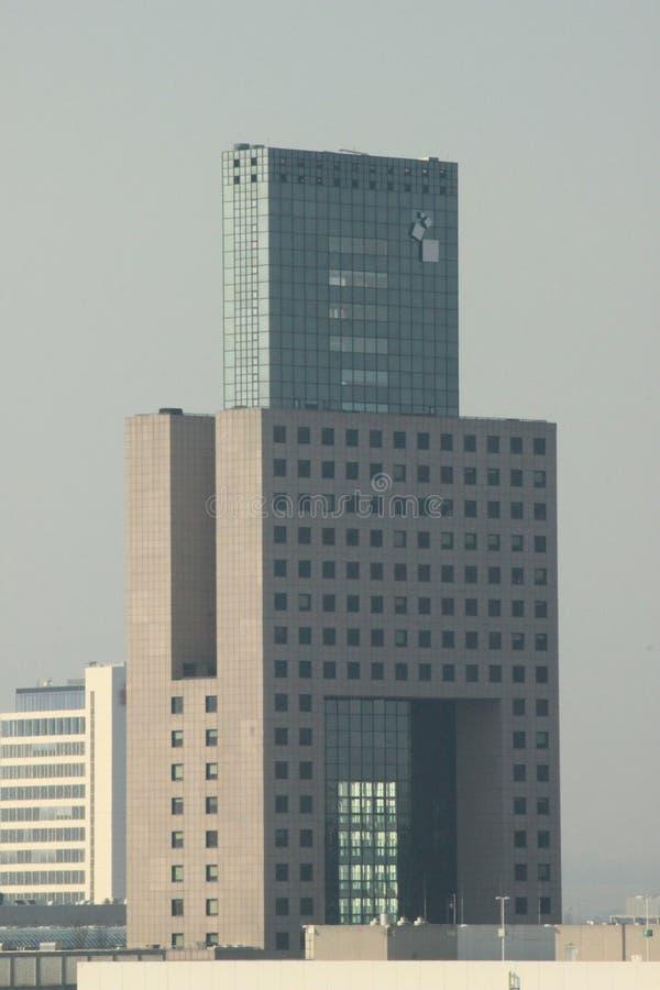 Targ Handlowy budynek fotografia stock