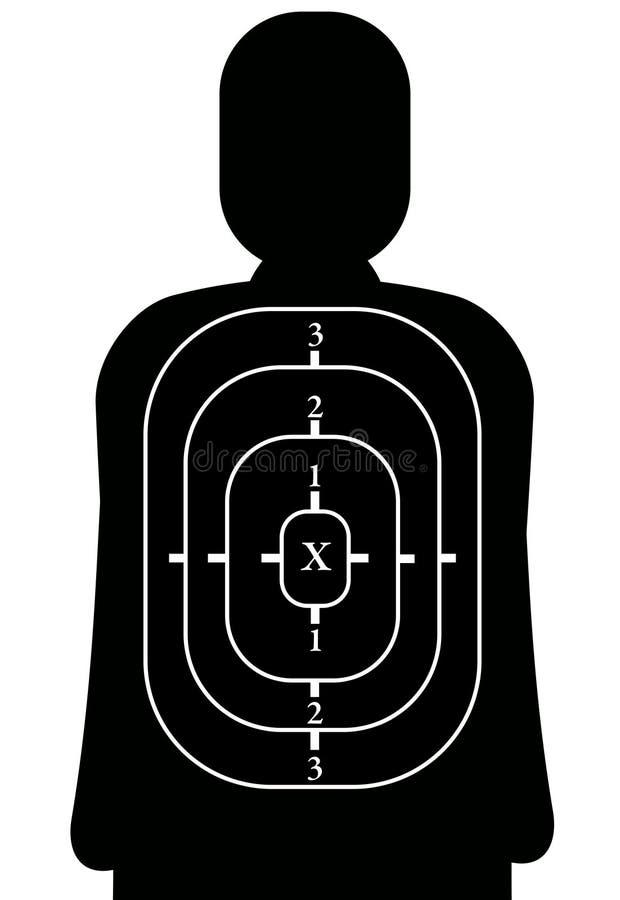 Download Target stock illustration. Image of guns, competitors - 18772222