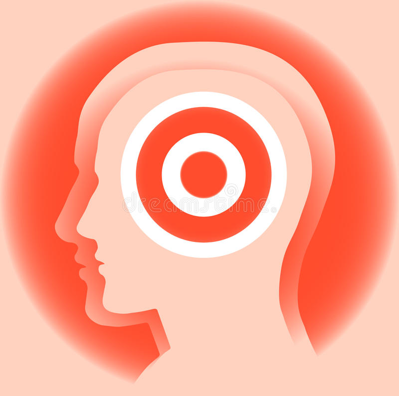 Target stock illustration