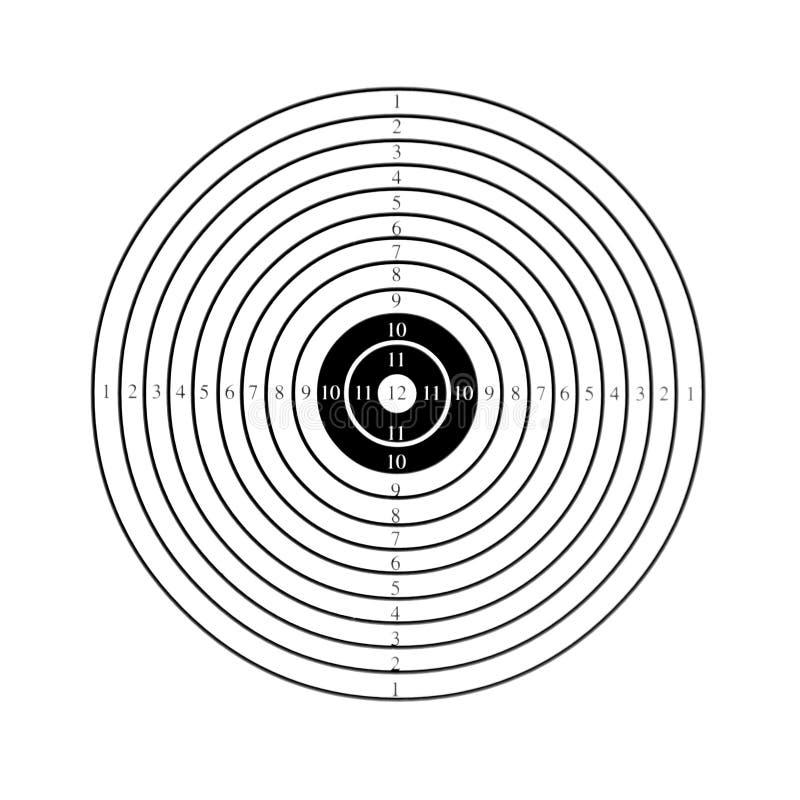 Download Target stock photo. Image of score, precise, round, purpose - 1923382