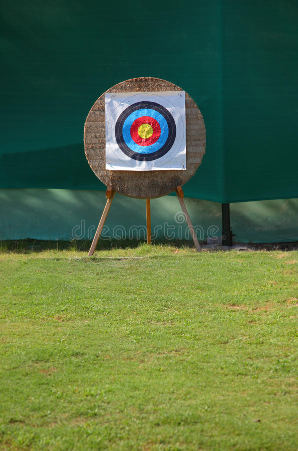 Download Target Royalty Free Stock Photography - Image: 19413337