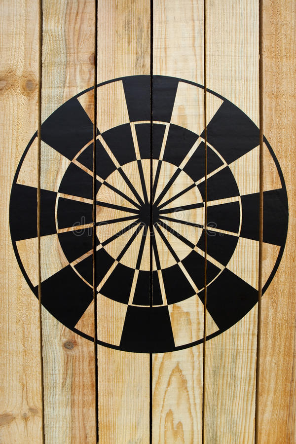 Download Target stock illustration. Image of plank, metaphor, competition - 23977347