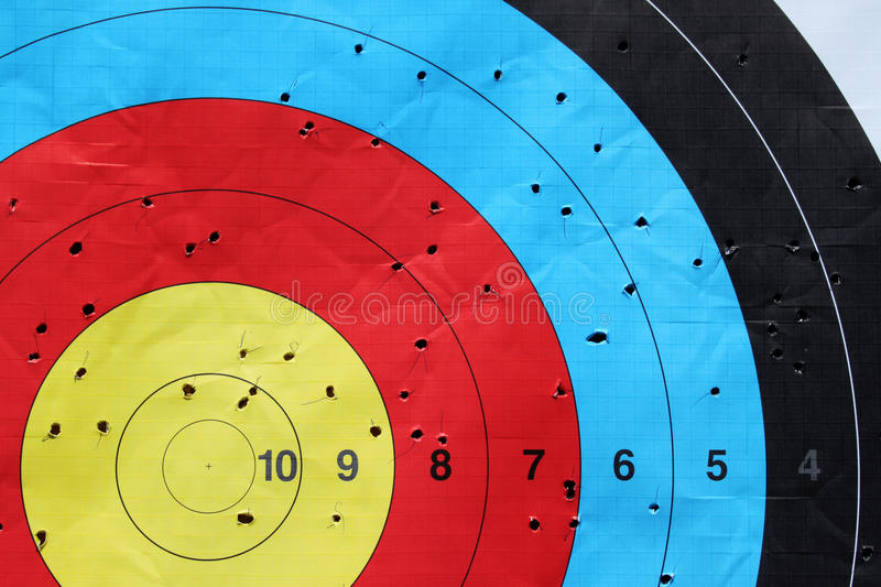 Download Target stock photo. Image of archery, symbol, success - 26613642