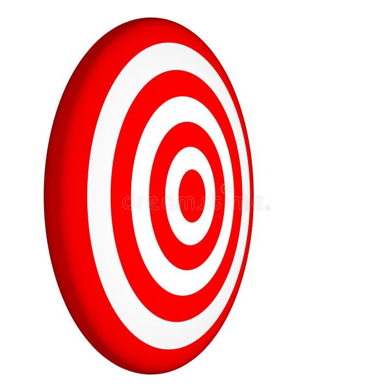 Download Target stock illustration. Illustration of archer, illustrate - 9468303