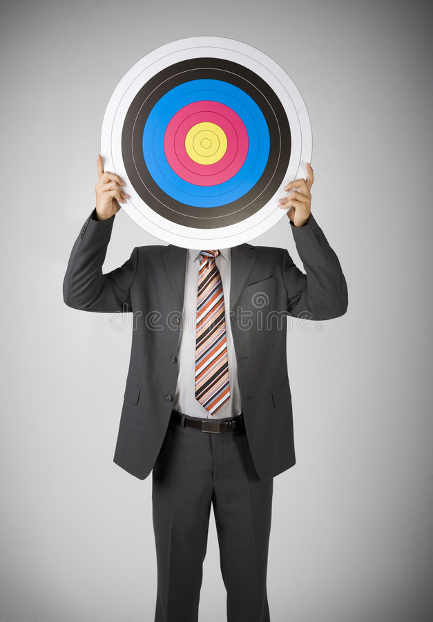 Free Target Man Royalty Free Stock Photos - 3078548