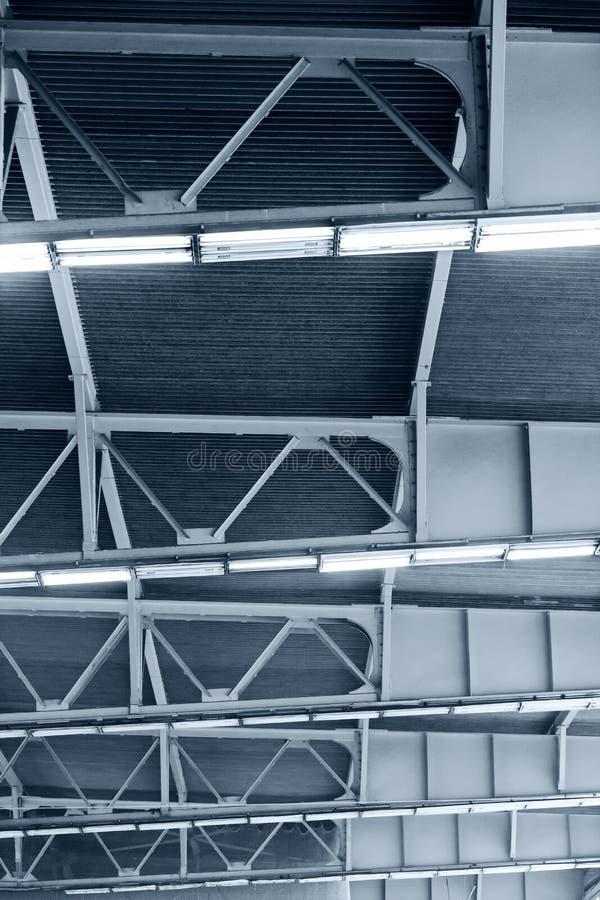 target1256_1_ przemysłowy dach zdjęcie royalty free