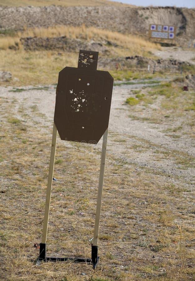 Target at the range