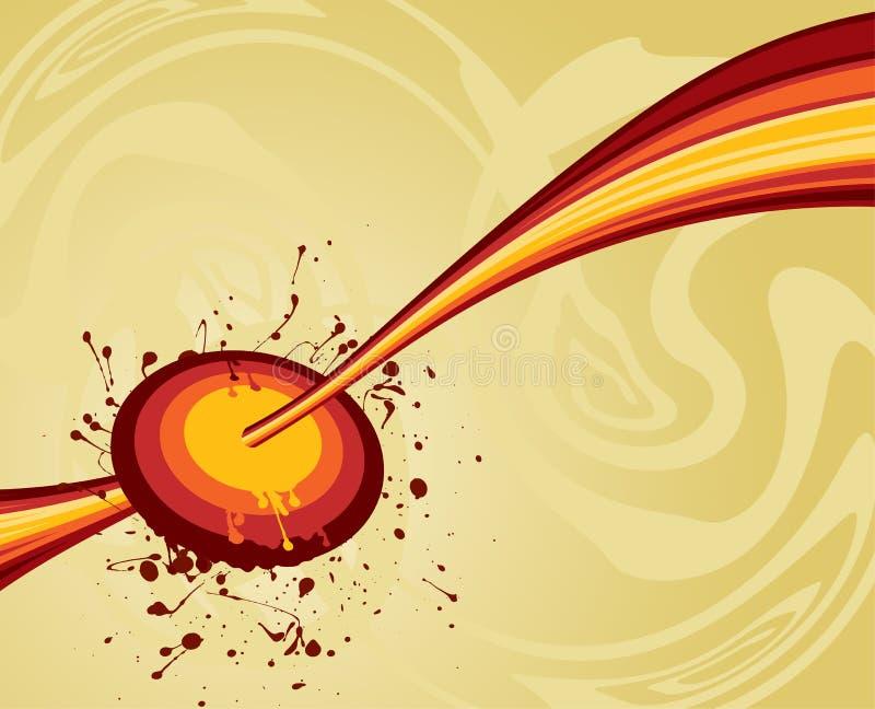 Download Target swoosh stock vector. Image of design, decorative - 3617244