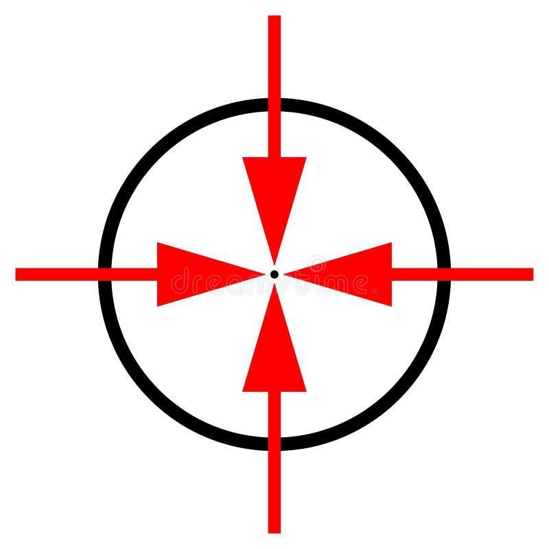 Free Target Symbol Royalty Free Stock Images - 17854419
