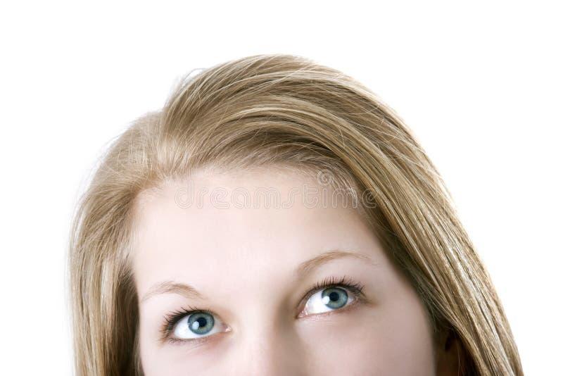 Download Target1048_0_ W Górę Kobiety Zdjęcie Stock - Obraz złożonej z piękny, strzał: 13330778