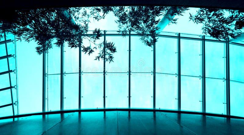 target106_1_ nowożytny skylight obraz stock