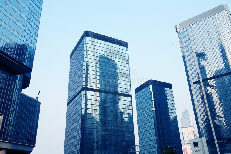 target135_1_ korporacyjny Hongkong zdjęcie stock
