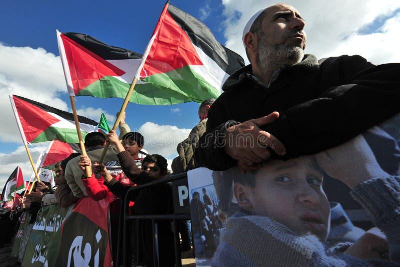 target1396_0_ palestyńscy ludzie zdjęcia stock
