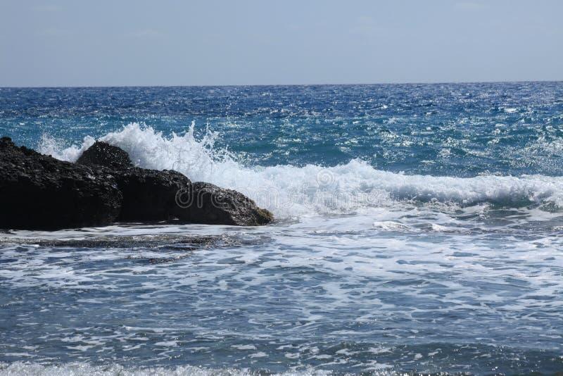 target1491_0_ oceanu linii brzegowej fala fotografia royalty free