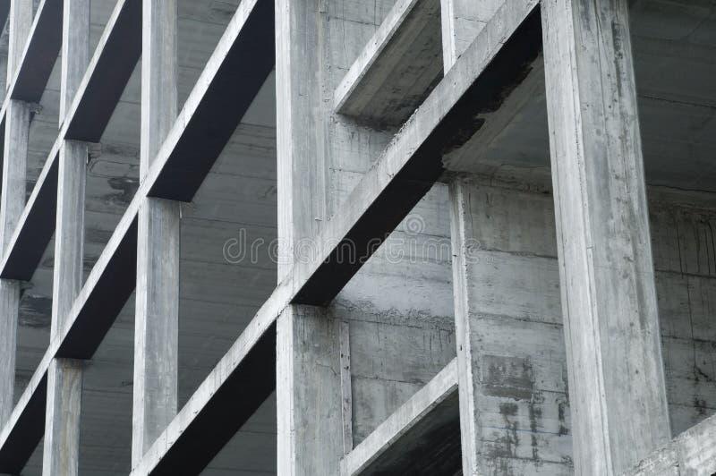 target1799_1_ betonowa budowa zdjęcie royalty free