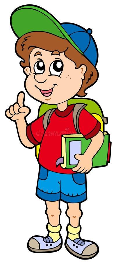 Download Target1920_0_ Chłopiec Szkoły Ilustracja Wektor - Ilustracja złożonej z osoba, ilustracje: 13340584