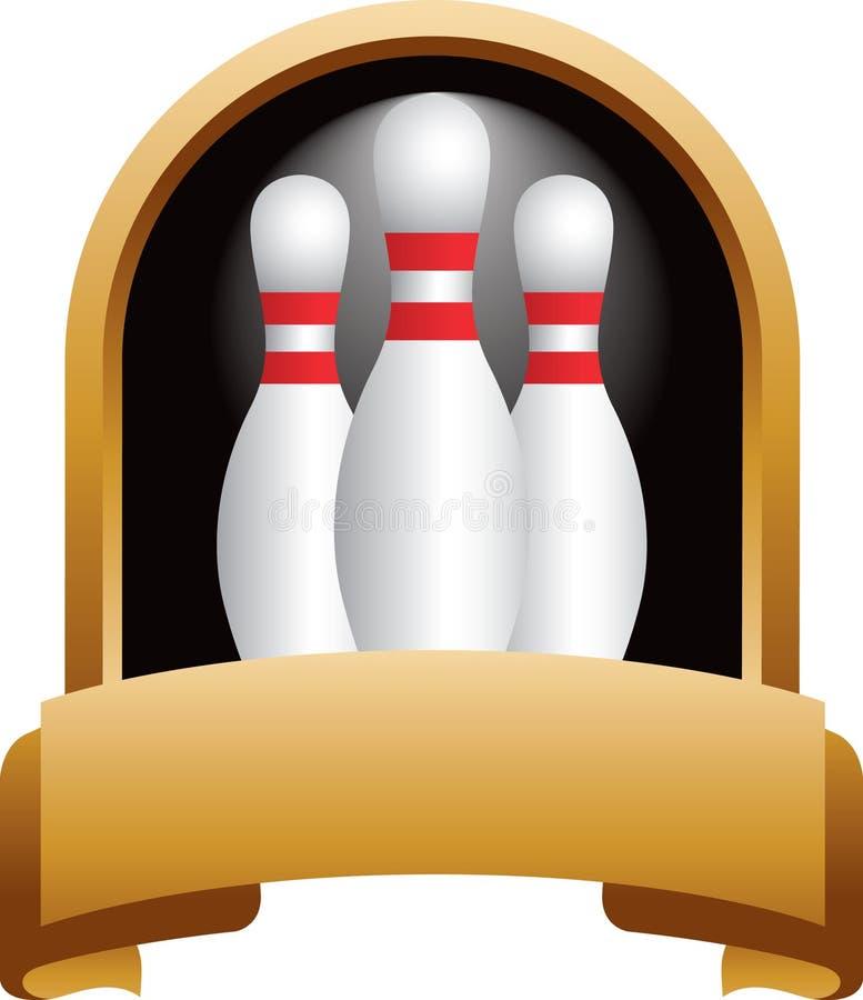 target1994_1_ wałkowy trofeum ilustracji