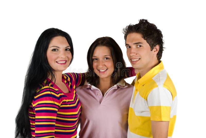 TARGET221_1_ szczęśliwych ludzi zdjęcia royalty free