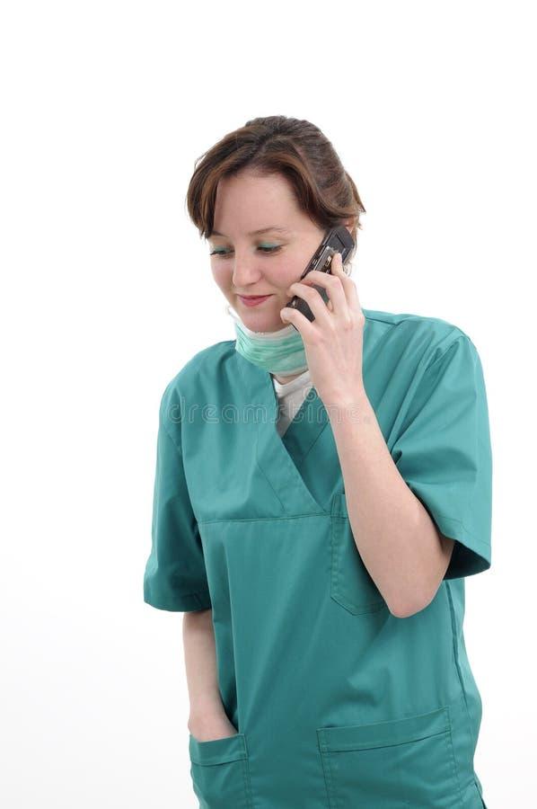 target2364_0_ telefonu chirurga zdjęcia stock