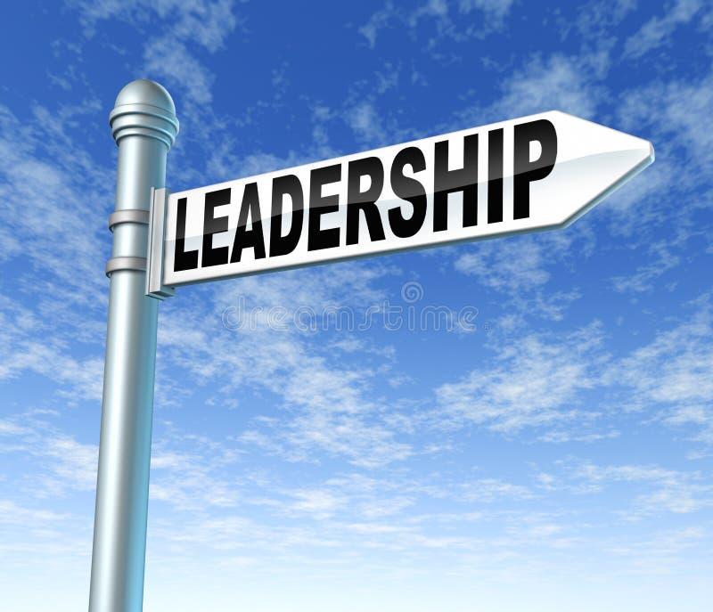 target2510_1_ strategia sukces dyrektor autobusowy przywódctwo ilustracja wektor