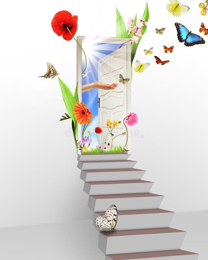 target4857_0_ wiosna royalty ilustracja
