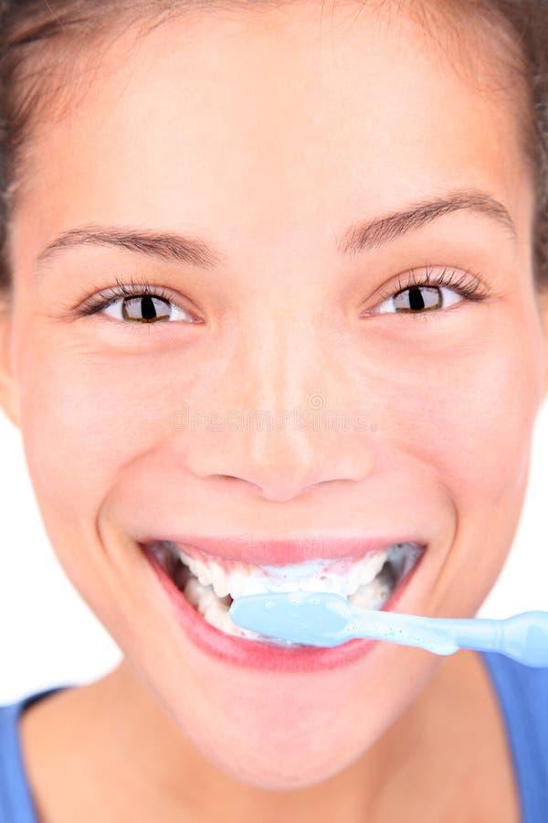 target711_0_ zębów toothbrush obrazy royalty free