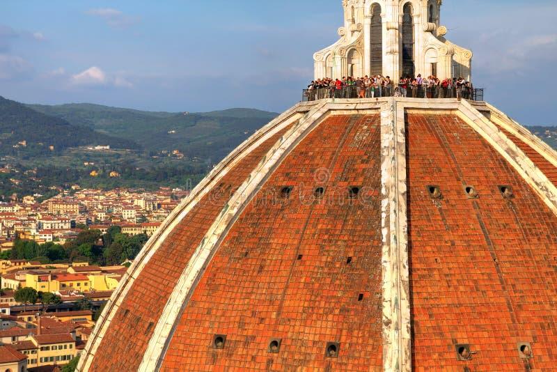 TARGET794_0_ Florencja, Włochy obrazy stock