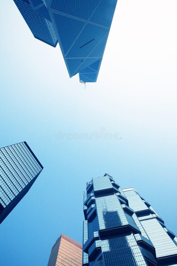 target900_1_ korporacyjny Hongkong obraz stock