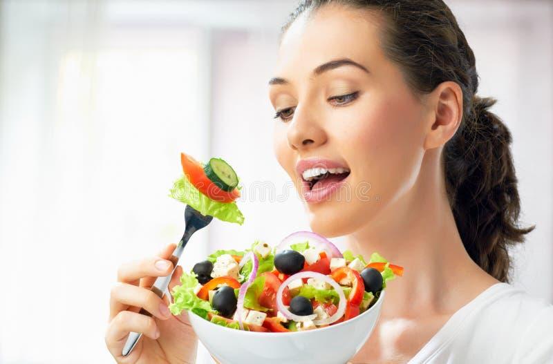 TARGET949_1_ zdrowego jedzenie zdjęcia stock