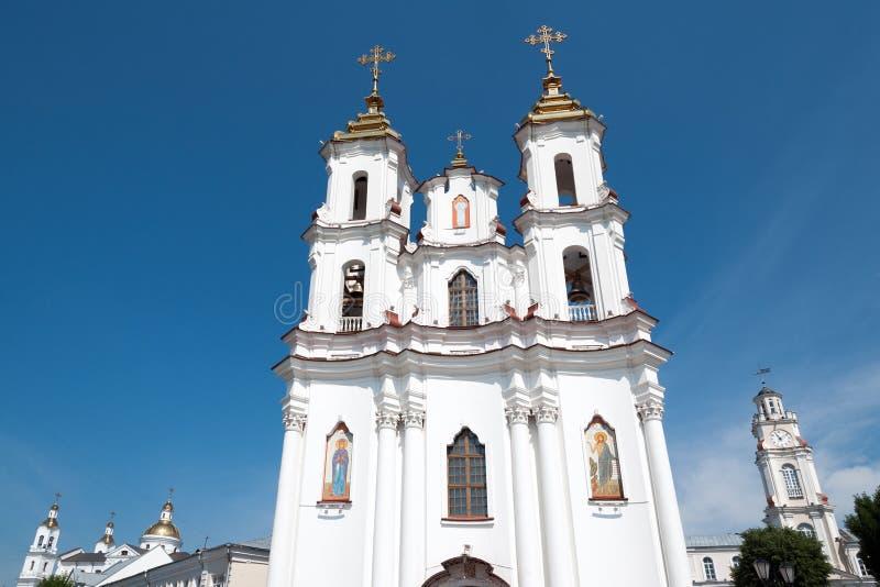 Targowy kościół obraz royalty free
