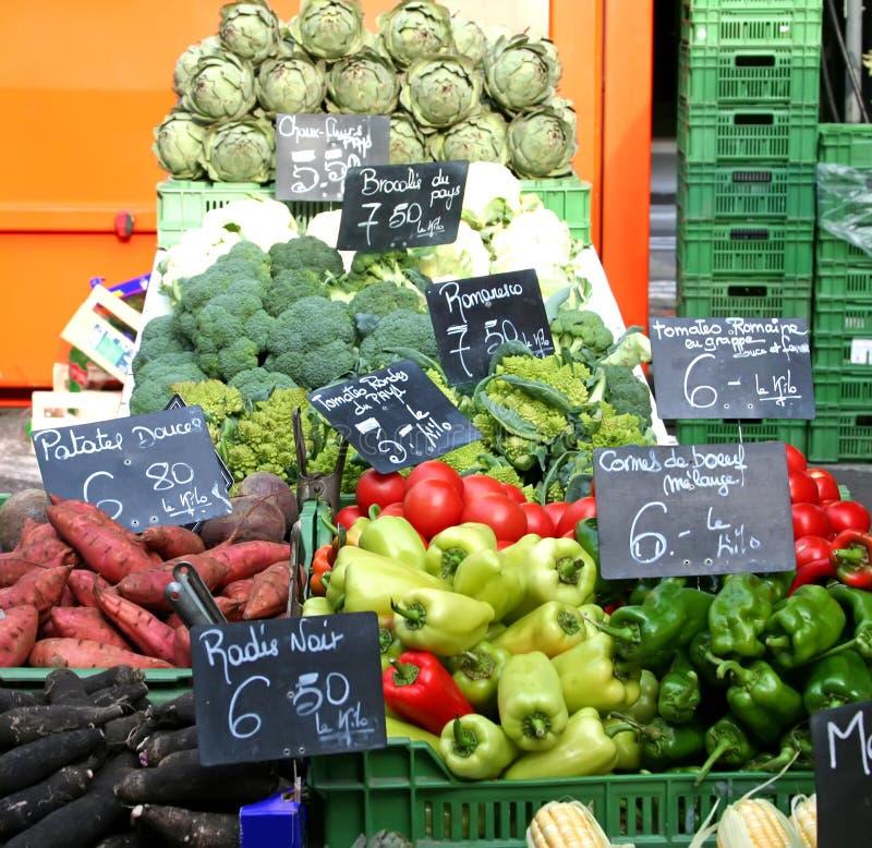 targowy warzywo obraz royalty free