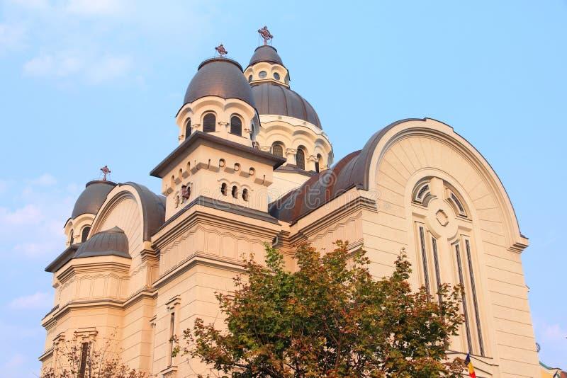 Targu Mures,罗马尼亚 免版税库存图片