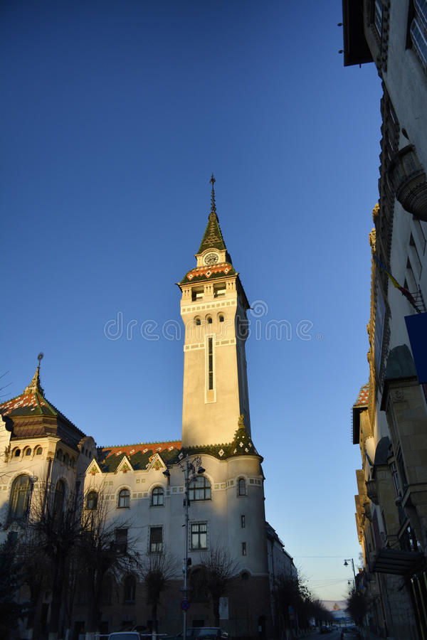 Targu Mures Трансильвания, Румыния стоковая фотография rf