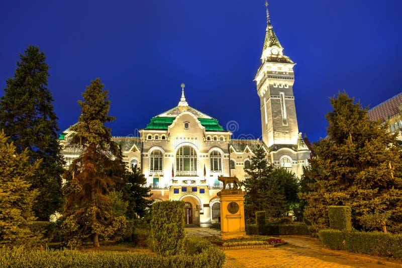 Targu Mures city, Romania royalty free stock images