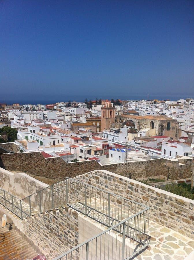 Tarifa, Andalucía, España imagen de archivo libre de regalías