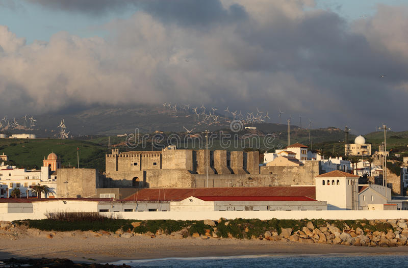 Download Tarifa, Andalusia Spain stock photo. Image of cityscape - 27959474