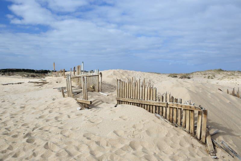 Tarifa plaża zdjęcia royalty free