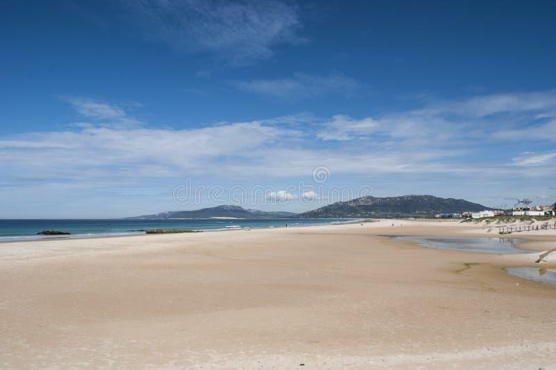 Tarifa, Spain, Andalusia, Iberian Peninsula, Europe, beach, nature, desert, landscape stock image