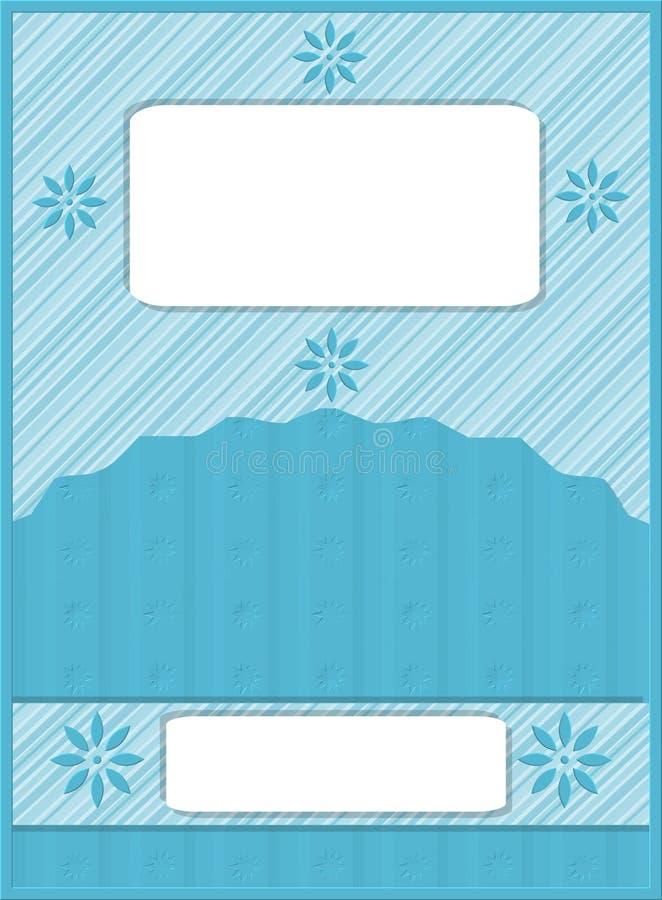 Tarjeta stock de ilustración