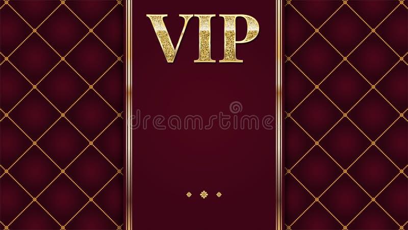 Tarjeta, Cartel O Aviador Superior De La Invitación Del VIP Para El ...