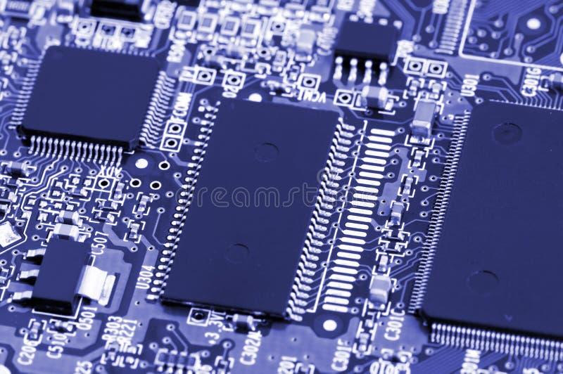 Download Tarjeta de circuitos imagen de archivo. Imagen de macro - 7279829